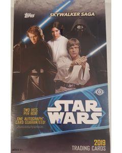 Star Wars : Skywalker Saga Hobby box 2019
