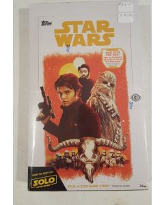 Star Wars Solo Hobby box 24 packs