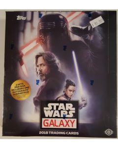 Star Wars Galaxy Hobby box