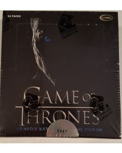 Game of Thrones Season 7 Trading Card Box