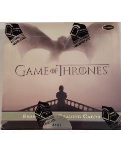 Game of Thrones Season 5 Trading Card Box