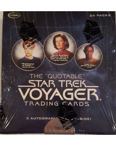 Star Trek Voyager Quotable Box