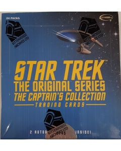 Star trek TOS The Captains Collection