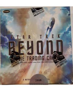 Star Trek Beyond Movie Trading Card Box