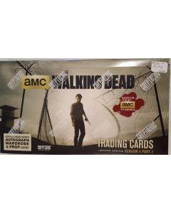 Cryptozoic Walking Dead Season 4 part 2 Hobby box