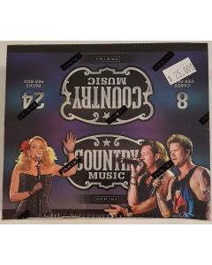 2014 Panini Country Music trading Cards Retail 24 pack box