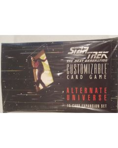 Star Trek CCG Alternate Universe Booster Box 36 packs