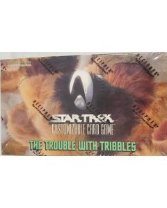 Star Trek CCG The trouble with Tribbles Booster box 30 packs