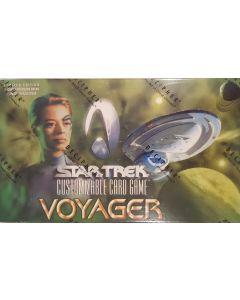 Star Trek Voyager CCG Booster Box 30 packs
