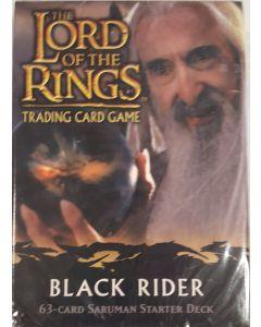 LOTR Saruman Starter Deck Black Rider 60 card