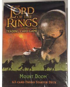 LOTR Frodo Starter Deck, Mount Doom 60 card