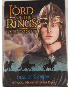 LOTR Merry starter deck, Siege of Gondor 60 card