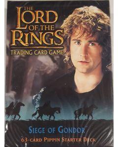 LOTR Pippin starter deck Siege of Gondor 60 card