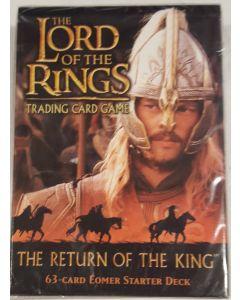 LOTR Eomer Starter deck  The return of the King 60 card