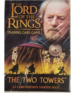 LOTR Theoden Starter Deck The two Towers 60 cards