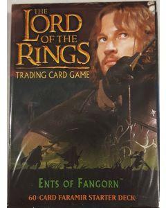 LOTR Faramir starter deck Ents of Fangorn 60 card