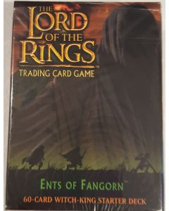 LOTR Witch King Starter Deck  Ents of Fangorn 60 card