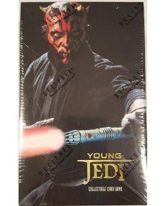 Young Jedi ccg collectors box Menace of Darth Maul
