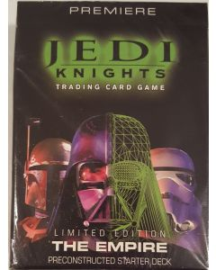 Jedi Knights The Empire Starter Deck of 60 cards limited edition