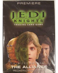 Jedi Knights premiere Limited Starter deck The Alliance 60 cards box