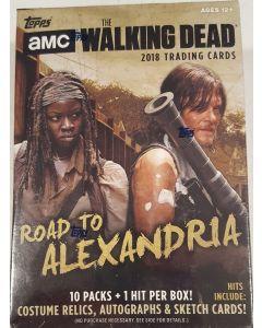 Walking Dead Blaster Road To Alexandria 10pk