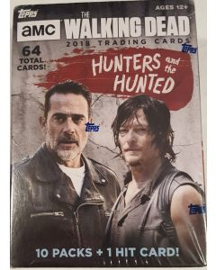 Walking Dead Hunters and the Hunted Blaster 10Pk + 1 hit