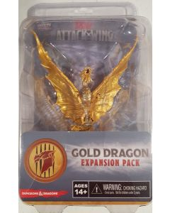 D&D Attack Wing Gold Dragon Expansion set