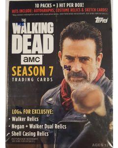 Walking Dead Season 7 blaster 10pk, w/1 hit