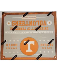 2016 Panini University of Tennessee Volunteers Trading Card Box 24 pk