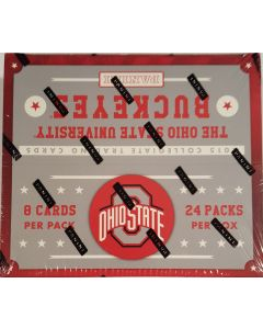 2015 Panini Ohio state Buckeyes collegiate trading card box 24pk