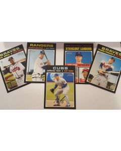 2020 Heritage Baseball base Set 1-400 No Short Prints.