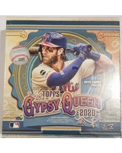 5 box 2020 Gypsy Queen Hobby Divisional draft DD#1, 6 spots