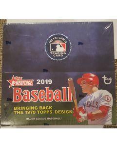 2019 heritage Retail Low series 24pk Box