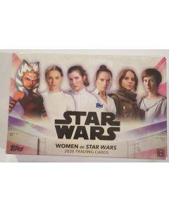 Women of Star Wars Hobby Box 2020