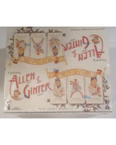 2007 Allen & Ginter Retail 24 Pk Box, 1 hit