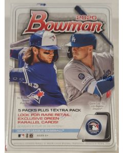 2020 Bowman Blaster Box 6 packs