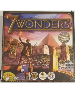 7 Wonders by Repos Production, Many awards for game design and play