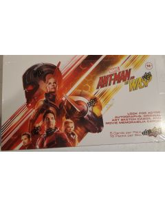 2018 Upper Deck Marvel And-man & The Wasp Hobby box 24 pk