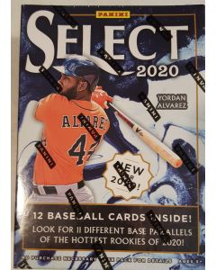 2020 Select Baseball 3pk Blaster 4 cards per pack