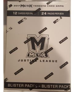 2020 MetalX Justice league 24 pack Booster Box (24 pack booster box)