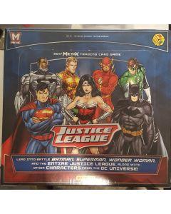 MetaX TCG: Justice League Starter Box (case of 10 starter decks)