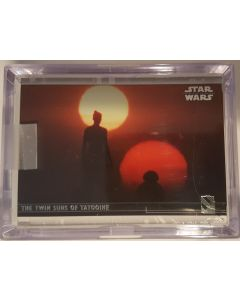 2020 Topps Star Wars Episode 9 Base Set (1-100) from the series 2 set
