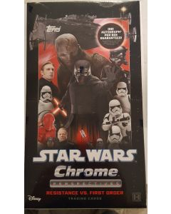 "2020 Star Wars Chrome Perspectives ""Resistance vs. First Order"""