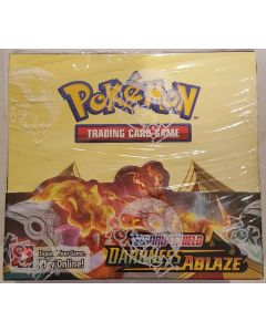 Pokemon Darkness Ablaze Booster Box 36 packs