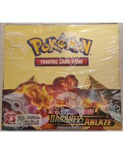Pokemon Darkness Ablaze Booster Box 36 packs