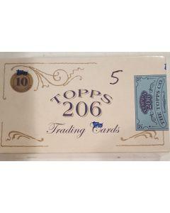 2020 Topps T-206 Wave 5 10 card Box  Luis Roberts, Bo Bichette RC's
