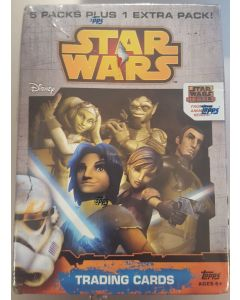 Star Wars Rebels Blaster 6 packs,  animated series.
