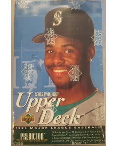 1995 Upper Deck Baseball Hobby Series 2 36pk Box, special Edition insert 1/pk