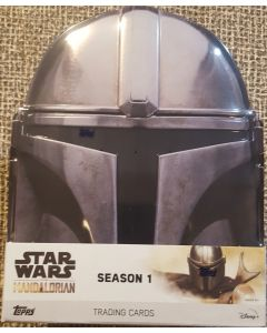 2020 Mandalorian Season 1 Hobby Box 7pks  1 auto or sketch per box on average.