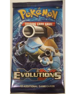 Pokemon Evolution 10 card Booster Pack,  Look for Charizard's